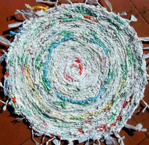 Plastic Bag Crochet on Pinterest