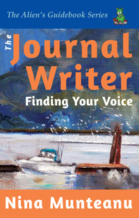 Nina Munteanu - The Journal Writer