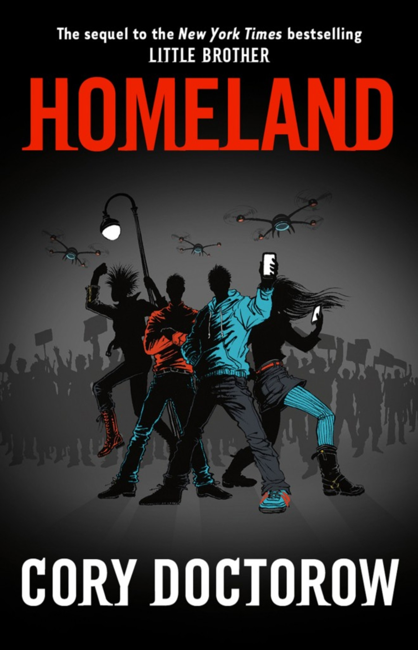 Cory Doctorow - Homeland