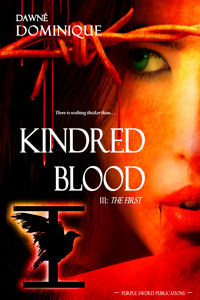 Dawné Dominique - Kindred Blood