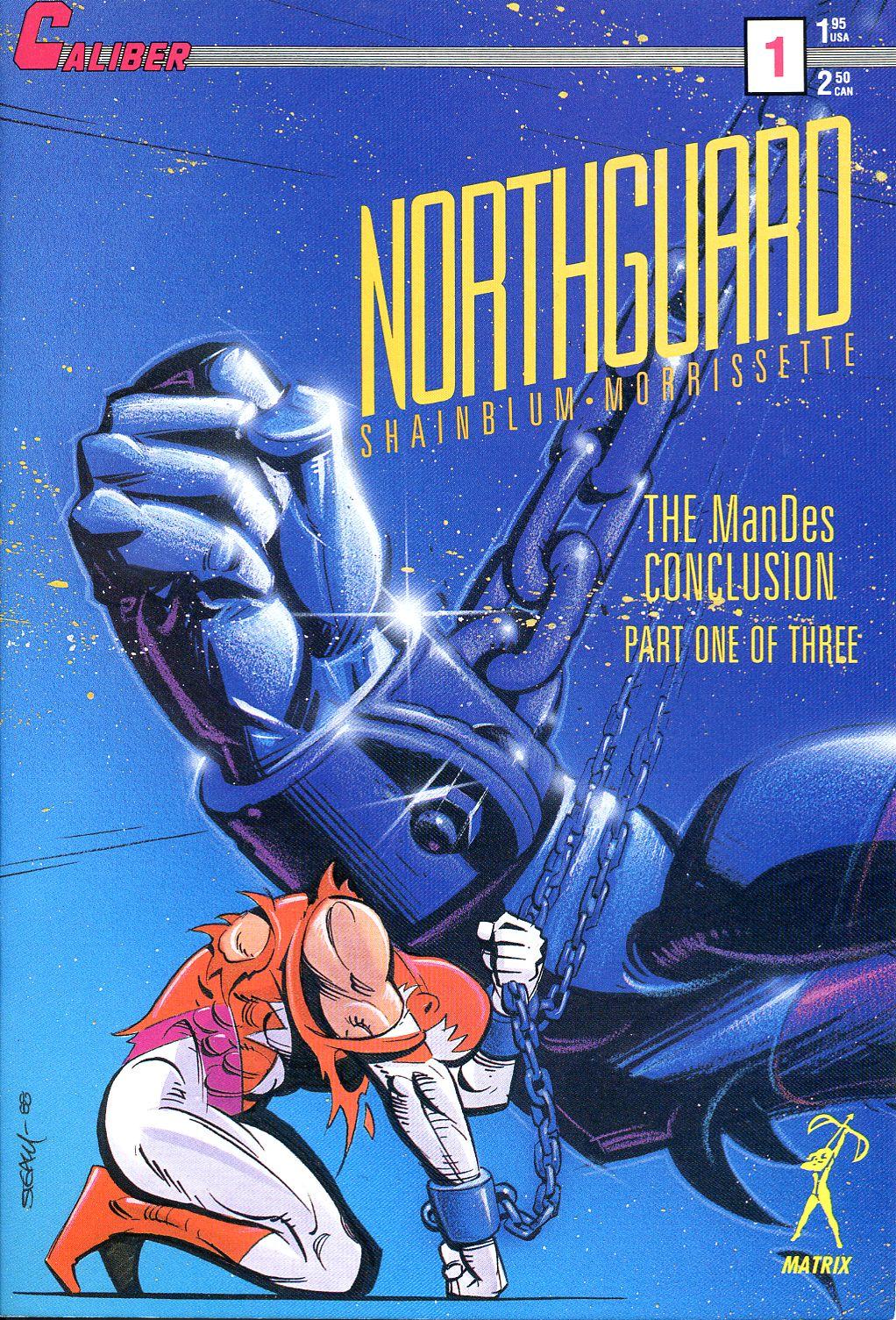 Mark Shainblum & Gabriel Morrissette - Northguard series