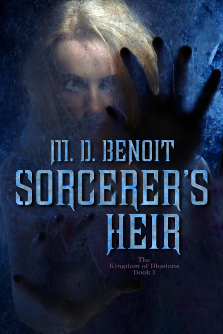M.D. Benoit - Sorcerer's Heir