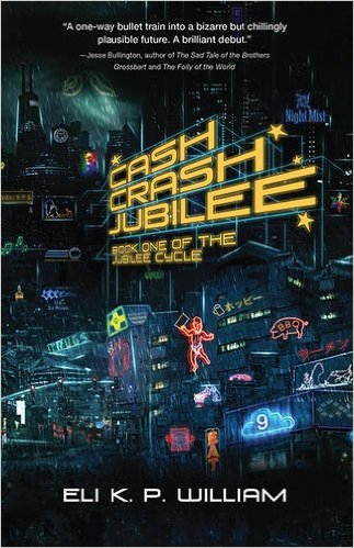 Eli K.P. William - Cash Crash Jubilee