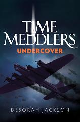 Deborah Jackson - The Time Meddlers Undercover