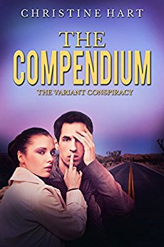 Christine Hart - The Compendium (Variant Conspiracy 2)
