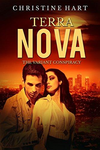 Christine Hart - Terra Nova (Variant Conspiracy 3)