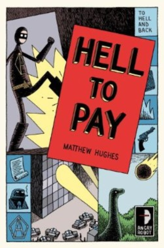 Matthew Hughes - Hell To Pay